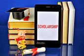 Scholarship-salary, Salary, Financial Assistance To Pay The Cost Of Education Or Monthly Allowance T poster