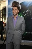 LOS ANGELES - JUNE 15: Zachary Levi at the premiere of Warner Bros. Pictures' 'Green Lantern' held a