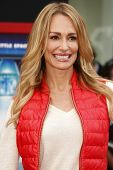 LOS ANGELES - MARCH 6: Taylor Armstrong at the World Premiere of 'Mars Needs Moms' held at the El Ca
