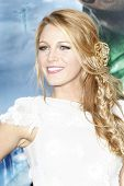 LOS ANGELES - JUNE 15: Blake Lively at the premiere of Warner Bros. Pictures' 'Green Lantern' held a