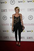 WEST HOLLYWOOD - AUG 28: Farah Fath at the 4th annual Icons & Idols party at the Sunset Tower Hotel