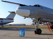 Plane Tu-95