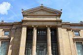 stock photo of passy  - Guimet Museum Paris  - JPG