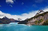 Glaciar Spegazzini, Lago Argentino, Patagonia, Argentina