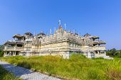 picture of jain  - Jain Temple in Ranakpur - JPG
