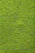 Background of green powder matcha tea