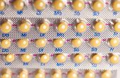 Contraceptive Pill. Tablets (birth Control Pills) Background