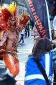 Dancer, Merchant City Festival, Glasgow