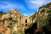 Ronda And Its Bridge Andalusia Spain