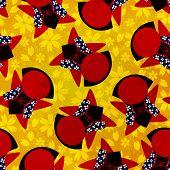 japanese Sarubobo pattern