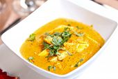 picture of cardamom  - Rich creamy cashewnut pureed curry flavored with cardamom