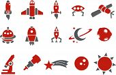 Space Icon-set