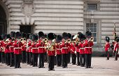 Changing Of The Royal Guard, London