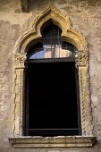 pic of juliet  - The window at the house of Juliet in Verona Italy - JPG