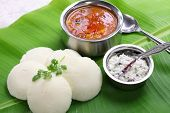 picture of tamil  - idli - JPG