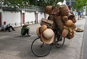 Selling Baskets In Vietnam