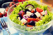Постер, плакат: Organic Salad