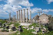 Ruins Of Afrodisias, Turkey