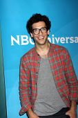 LAS VEGAS - APR 8:  Rick Glassman at the NBCUniversal Summer Press Day at Huntington Langham Hotel o