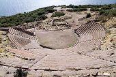 Theater In Assos