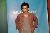 PASADENA - APR 8: Rick Glassman at the NBC/Universal's 2014 Summer Press Day held at the Langham Hotel on April 8, 2014 in Pasadena, California