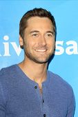 PASADENA - APR 8: Ryan Eggold at the NBC/Universal's 2014 Summer Press Day held at the Langham Hotel