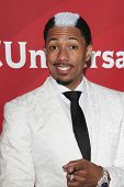 PASADENA - APR 8: Nick Cannon at the NBC/Universal's 2014 Summer Press Day held at the Langham Hotel