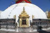 Stupa Swayambhuinath
