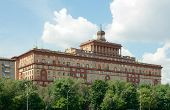 11-storey Residential House On Kosmodamianskaya Embankment, Moscow, Russia