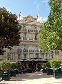Monaco - Hotel Hermitage