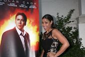 AVALON - SEP 26:  Nicolas Cage Poster, Jordin Sparks at the