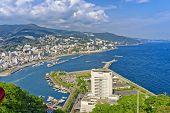 View Of Atami And Sagami Bay