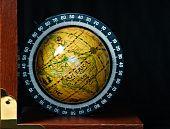 Globe Book End