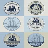 Nautical Labelscolor1
