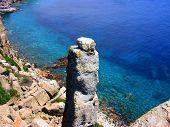 Rock Column, Sardinia