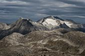 Rocky and dramatic mountain terrain, Norway