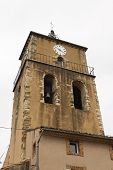 Sablet Church Belfry