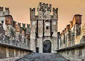 Sirmione Castle Gates