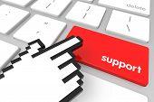 Support Enter Key