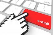 E-mail Enter Key