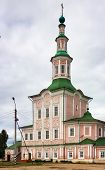 The Nativity Church, Totma, Russia