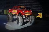Monster Hot Wheels