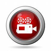 Video Camera Icon