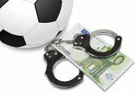 image of corruption  - FIFA corruption scandal in the granting of rights to host the FIFA World Cup - JPG