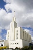Hamilton New Zealand Mormon Temple
