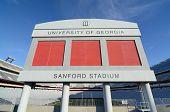 Sanford Stadium