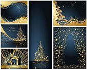 image of happy holidays  - Merry Christmas and Happy New Year collection - JPG