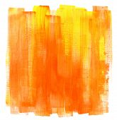 Abstract hand painted background