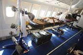 War time medical beds