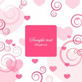 image of valentines day card  - Valentine - JPG